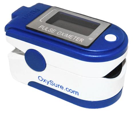 Oxysure Pulse Oximeter Premium